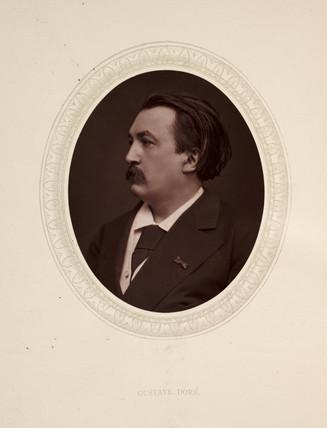 Gustave Dore, 1877.