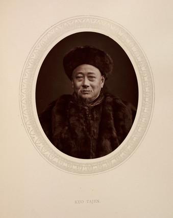 'Kuo Tajen', 1880.