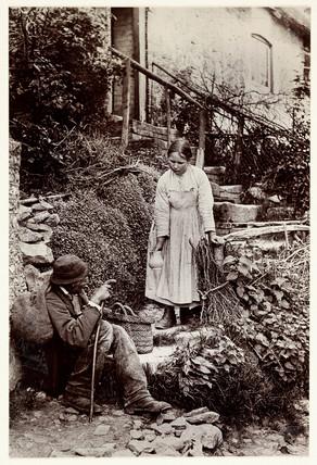 'The Wayfarer', 1885.