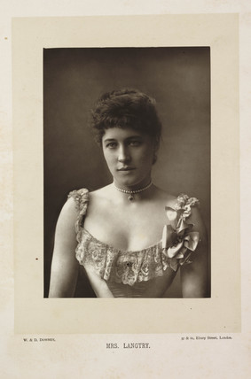 'Mrs. Langtry', 1890.