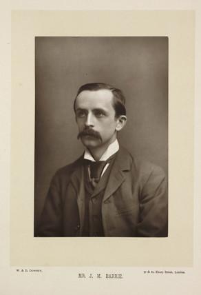 'Mr. J.M. Barrie', 1892.