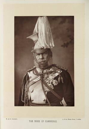 'The Duke of Cambridge', 1892.