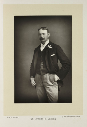 'Mr. Jerome K. Jerome', 1893.