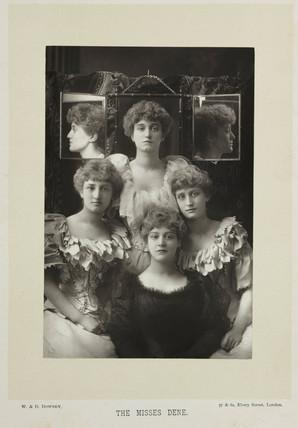 'The Mises Dene', 1893.