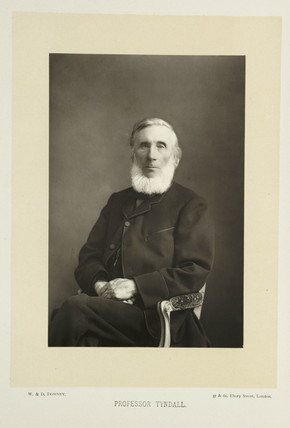 'Profesor Tyndall', 1894.