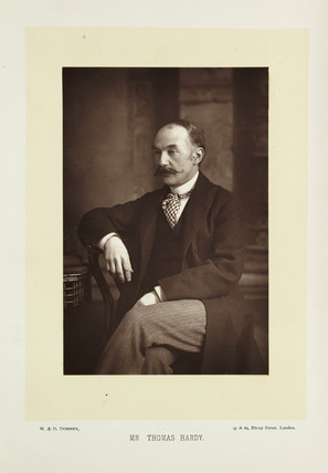 'Mr. Thomas Hardy', 1894.