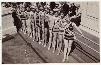 1930 of s contests the Amateur