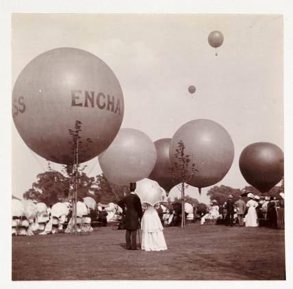 Balloons, 1908.