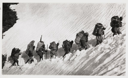Sherpas, about 1925