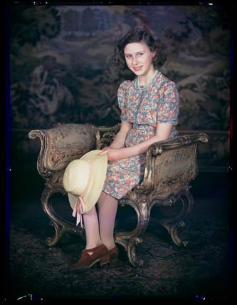 'Princes Margaret', c 1942.