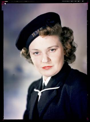 'Miss Kamp', c 1943.