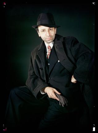 'Yousuf Karsh', c 1944.