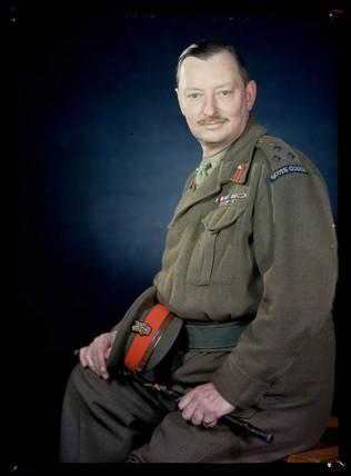 'Brigadier General Swinton', c 1943.