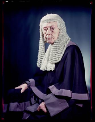 'Sir Mordant Snagge, MA, BCL, JP', c 1943.