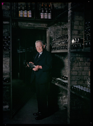 'George Hill, Reform Club', c 1943.