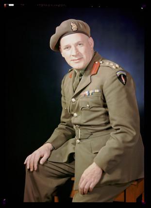 'General Harris', c 1944.