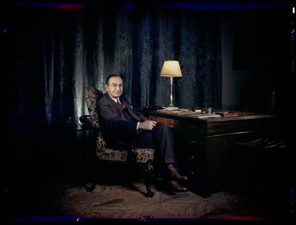 'Ben Goetz, MGM Producer', c 1943.