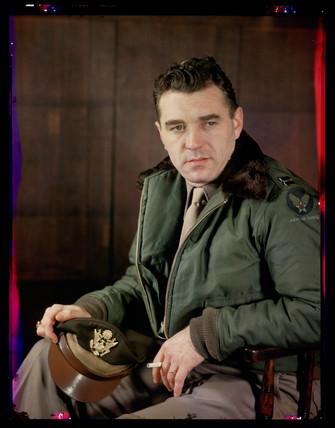 American airman, c 1944.
