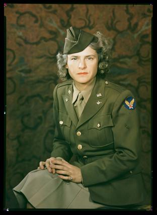 'Margaret Bourke-White', c 1943.