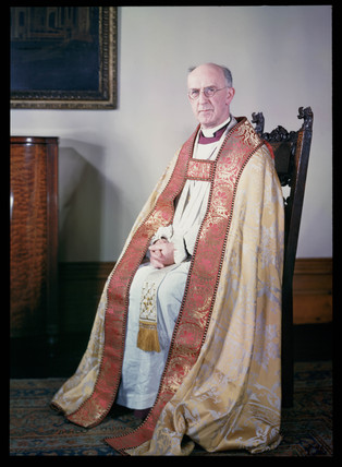 'Archbishop of Canterbury', c 1943.