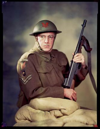 'Howard Crane', c 1943