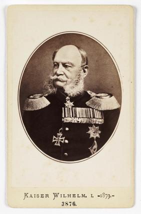 'Kaiser Wilhelm', 1879.