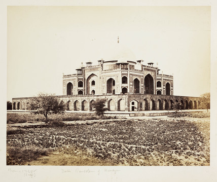 'Delhi: Mausoleum of Humayun', c 1865.