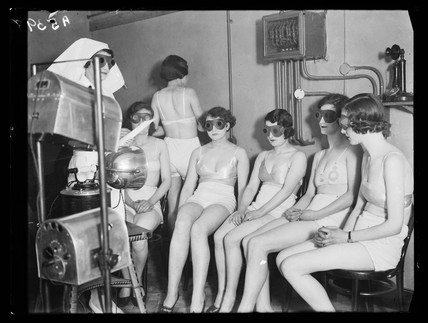 Sunray 'treatment', 1932.