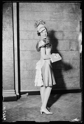 Usherette, 1932.