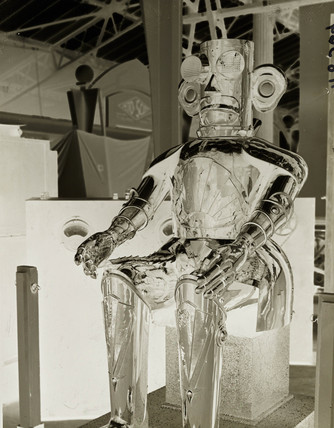 'The Monster Robot', 1932.