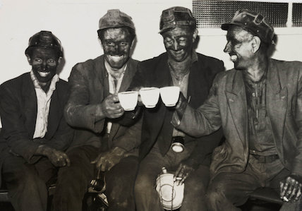 Hickleton Main Colliery, 1960