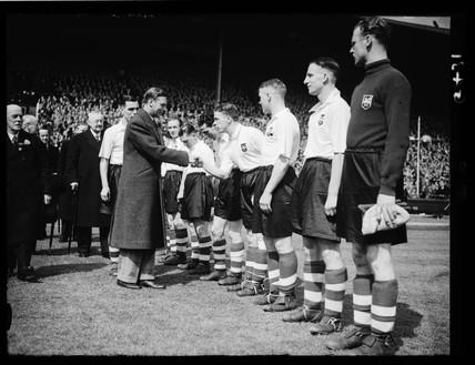 Football Association Cup Final, 1938.