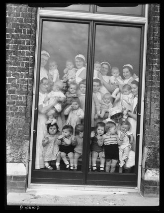Children's home, 1938