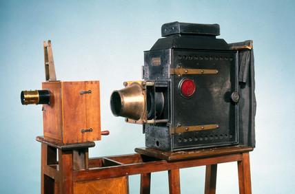 Lumiere Cinematographe, 1895.