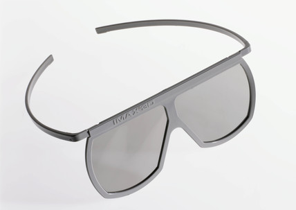 Imax 3D glases, 2003.