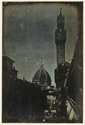 'Florence, View from the South Corridor...', 1841.