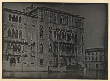 'Venice, Palazzo Foscari', 1841.