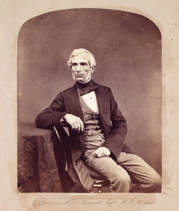 Antoine Claudet, c 1855.