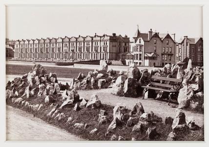 'Paignton, Adelphi Terrace', c 1880.