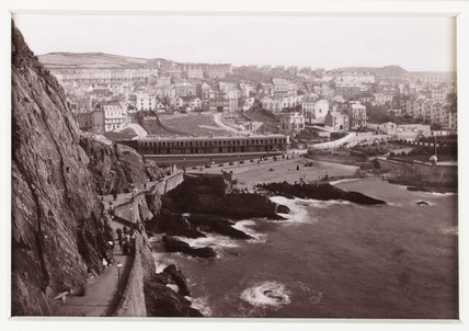 'Ilfracombe and Wildersmouth', c 1880.