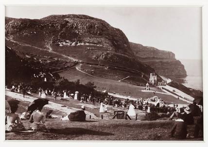 'Llandudno, Great Orme and Happy Valley', c 1880.