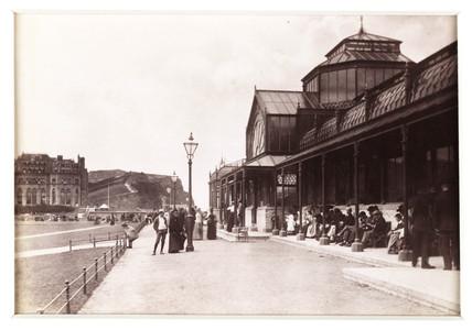 'Ilfracombe, The Victorian Promenade', c 1880.