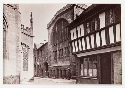 'Coventry, St. Mary's Hall', c 1880.