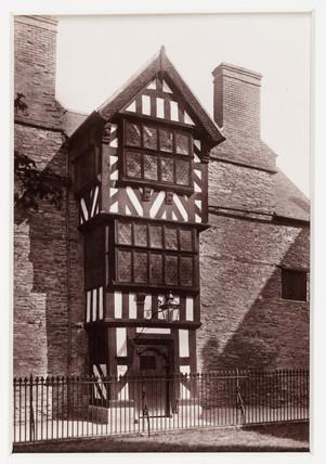 'Ludlow, Reader's House', c 1880.