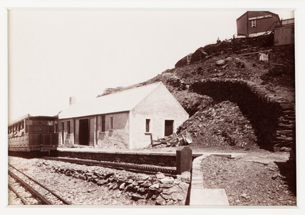 'Summit Station', 1894.