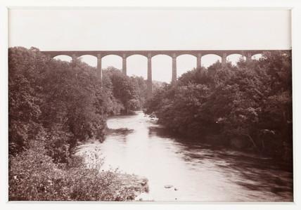 'Pontcysyllte Aqueduct', c 1880.