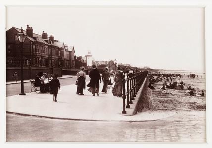 'Hoylake Promenade', c 1894.