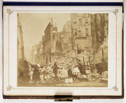 Rue du Bac, c 1870s.
