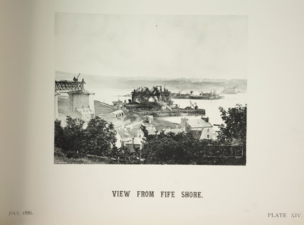 'View From Fife Shore', 1886.