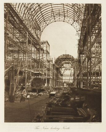 The Crystal Palace, Sydenham, London, 1911.